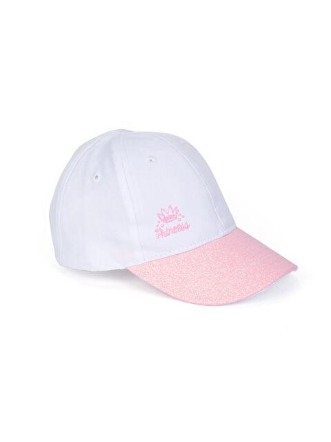 Kız Çocuk Işıltılı Şapka - LC WAIKIKI