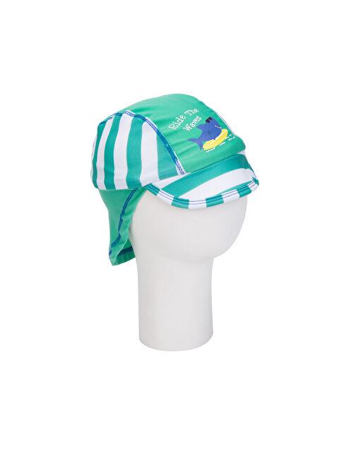 Erkek Bebek Desenli Plaj Şapkası - LC WAIKIKI