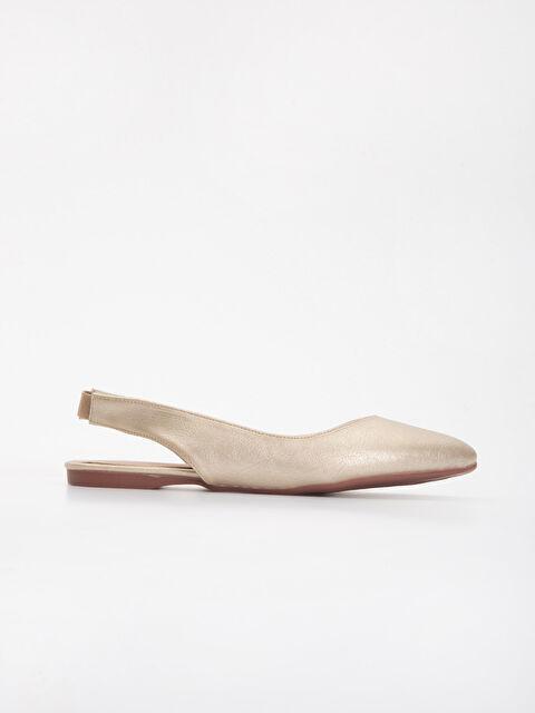 Deri Görünümlü Ayakkabı - LC WAIKIKI