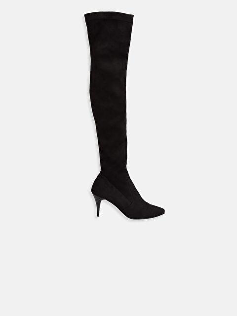 Kadın Topuklu Çorap Çizme - LC WAIKIKI