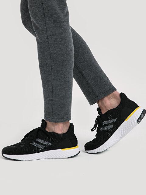 Letoon Erkek Bağcıklı Siyah SporAyakkabı - Markalar