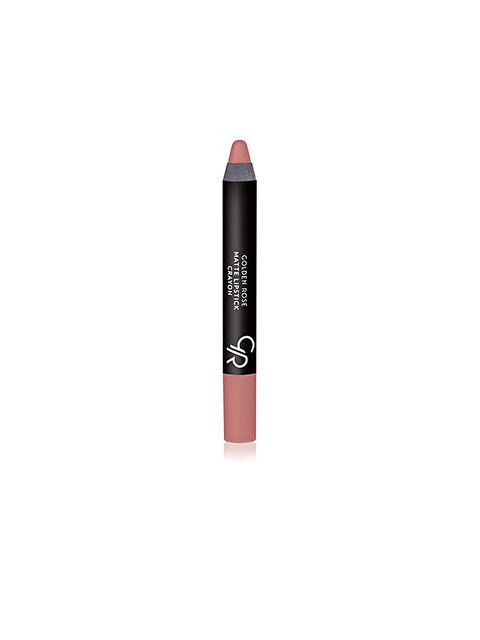 Golden Rose Matte Lipstick Crayon No:28 Mat Kalem Ruj - Markalar