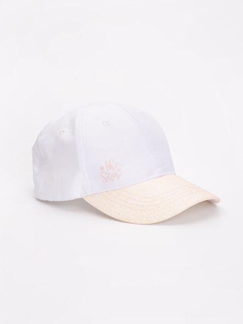 Kız Çocuk Simli Şapka - LC WAIKIKI