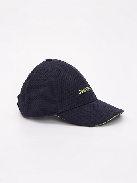 Erkek Çocuk Yazı Baskılı Şapka - LC WAIKIKI