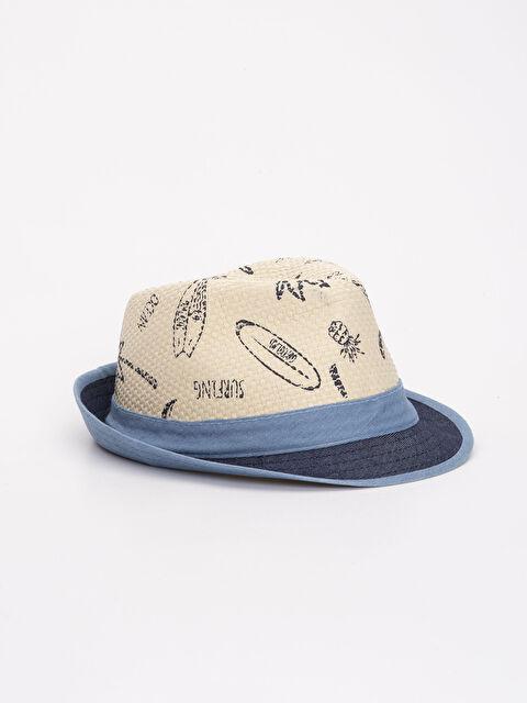 Erkek Çocuk Hasır Şapka - LC WAIKIKI