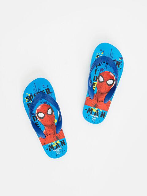 Erkek Çocuk Spiderman Terlik - LC WAIKIKI