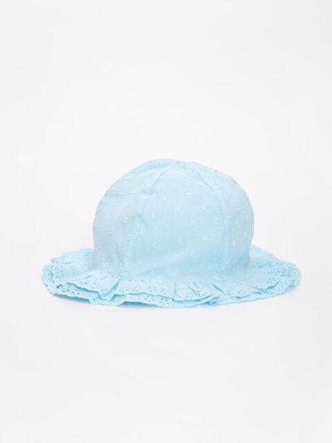 Kız Bebek Dantelli Şapka - LC WAIKIKI