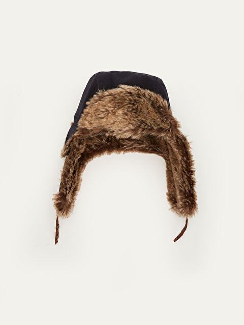 Kürk Astarlı Kaşe Şapka - LC WAIKIKI