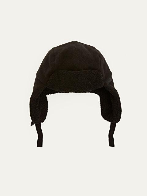 Kürk Astarlı Dokuma Şapka - LC WAIKIKI