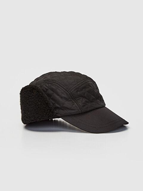Kapitone Kulaklı Şapka - LC WAIKIKI