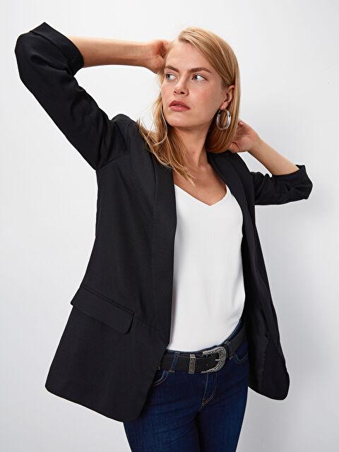 Regular Fit Blazer Ceket - LC WAIKIKI