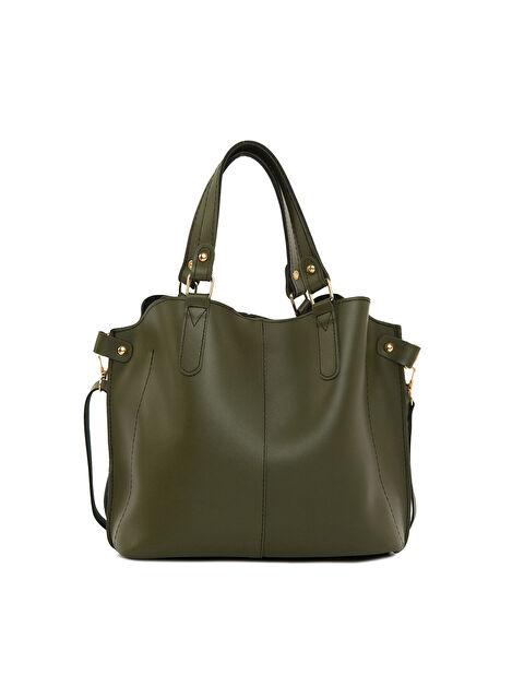 Bagmori Haki Kadın Askılı Çanta  - Markalar