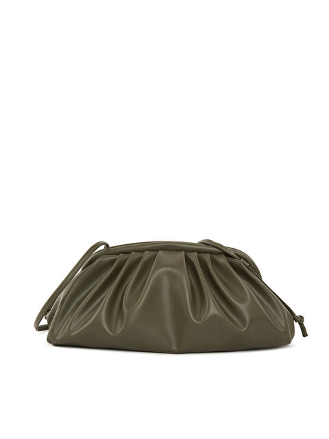 Bagmori Burslu Pileli Askılı Çanta - Markalar