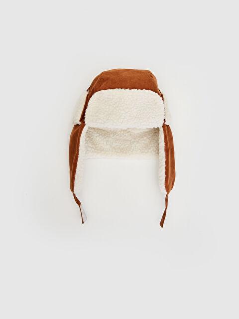 Erkek Çocuk Pelüş Şapka - LC WAIKIKI