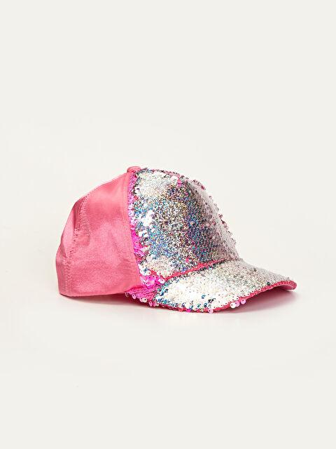 Kız Çocuk Pul Payetli Şapka - LC WAIKIKI