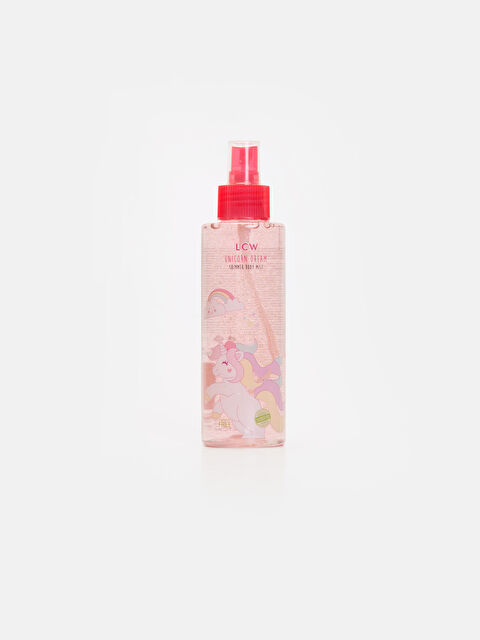 Kız Çocuk Unicorn Dream 150 ml Vücut Spreyi - LC WAIKIKI