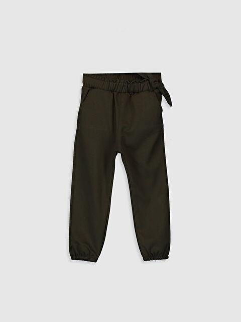 Kız Çocuk Jogger Pantolon - LC WAIKIKI