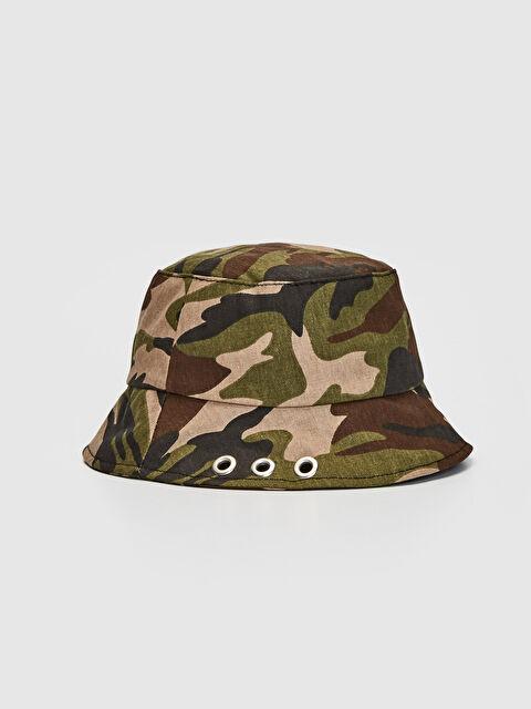 Kamuflaj Desenli Balıkçı Şapka - LC WAIKIKI