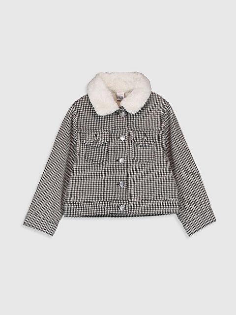 Kız Bebek Desenli Ceket - LC WAIKIKI
