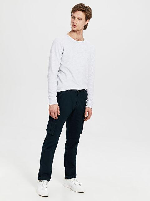 Regular Fit Gabardin Kargo Pantolon - LC WAIKIKI