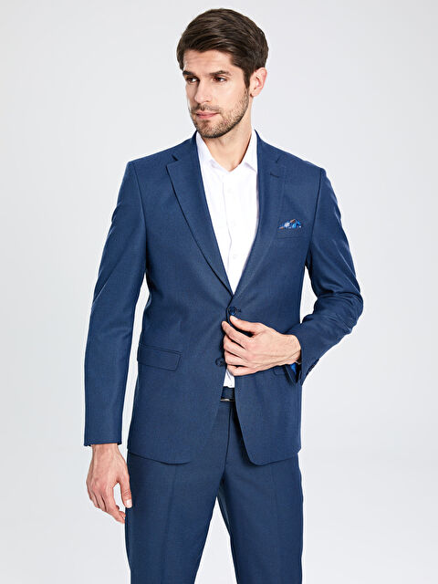 Standart Kalıp Blazer Ceket - LC WAIKIKI