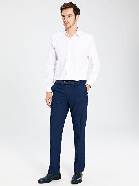 Regular Fit Takım Elbise Pantolonu - LC WAIKIKI