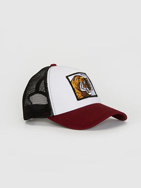 File Detaylı Şapka - LC WAIKIKI