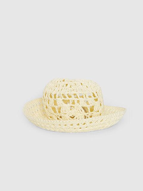 Hasır Bucket Şapka - LC WAIKIKI