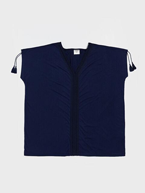 Dantel Detaylı Salaş Elbise - LC WAIKIKI