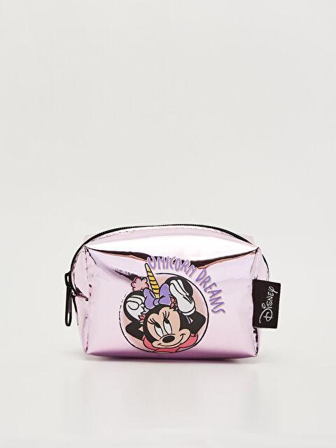 Minnie Mouse Baskılı Bozuk Para Cüzdanı - LC WAIKIKI