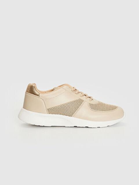 Kadın Bağcıklı Günlük Spor Ayakkabı - LC WAIKIKI