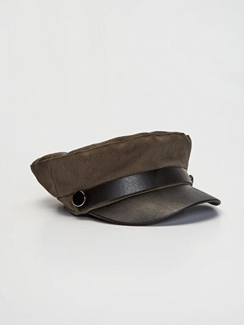 Gabardin Denizci Şapka - LC WAIKIKI