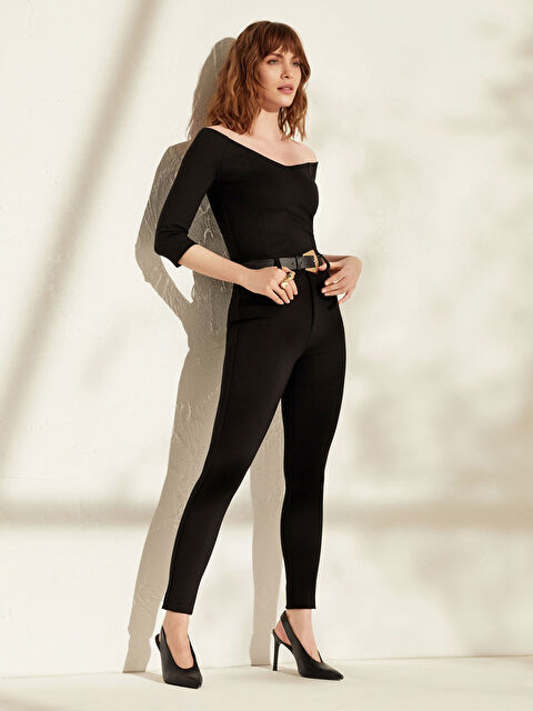 İncelten Etkili Esnek Skinny Pantolon - LC WAIKIKI