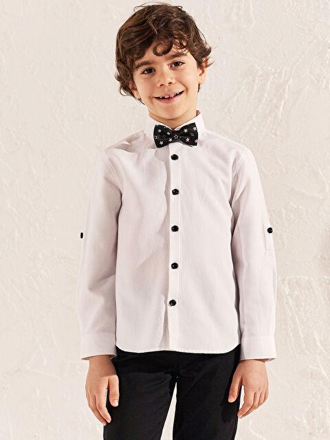 Erkek Çocuk Gömlek ve Papyon - LC WAIKIKI