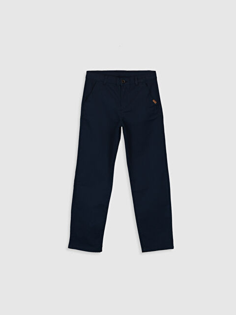 Erkek Çocuk Slim Chino Pantolon - LC WAIKIKI