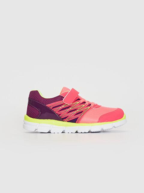 Kız Çocuk Cırt Cırtlı Spor Ayakkabı - LC WAIKIKI