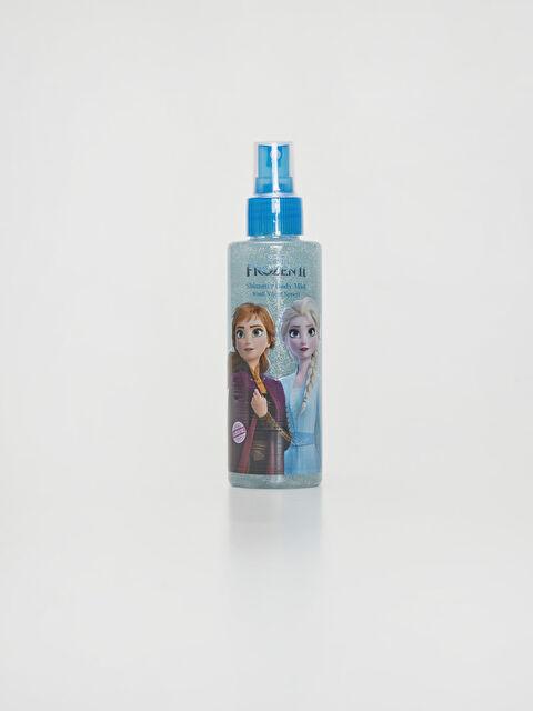 Kız Çocuk Frozen Simli Vücut Spreyi - LC WAIKIKI