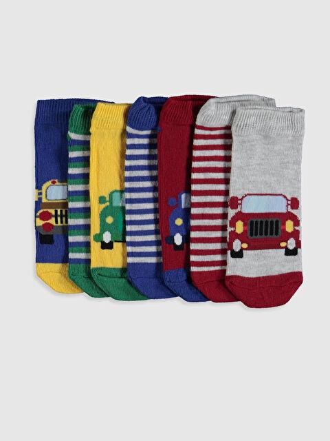 Patik Çorap 7'li - LC WAIKIKI