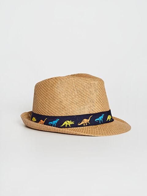 Erkek Çocuk Fötr Şapka - LC WAIKIKI
