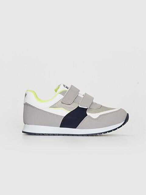 Erkek Çocuk Cırt Cırtlı Günlük Spor Ayakkabı - LC WAIKIKI