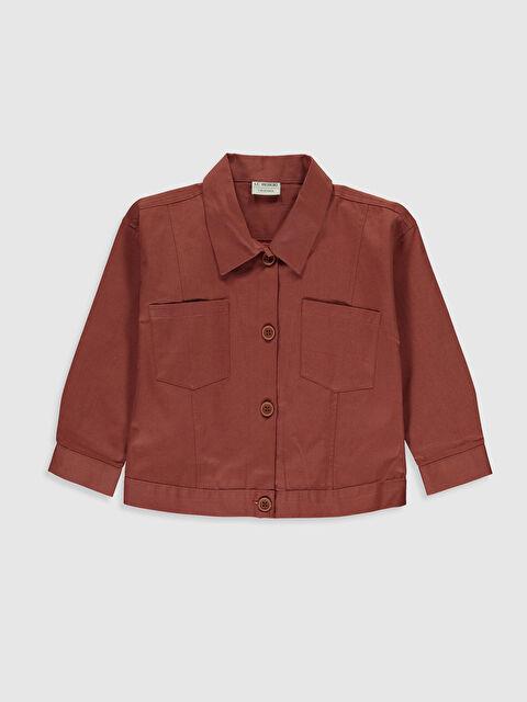 Kız Çocuk Pamuklu Ceket - LC WAIKIKI