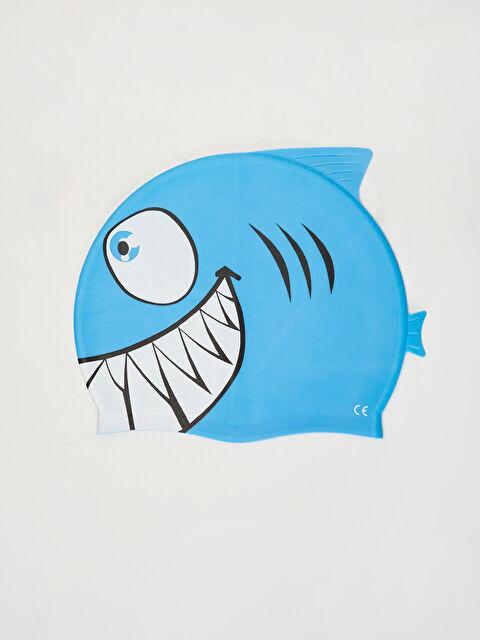 Erkek Çocuk Balık Silüetli Bone - LC WAIKIKI