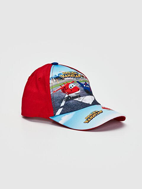 Erkek Çocuk Harika Kanatlar Şapka - LC WAIKIKI