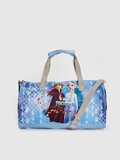Kız Çocuk Frozen Lisanslı Spor Çanta - LC WAIKIKI