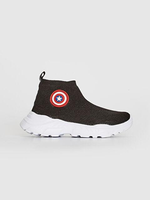 Erkek Çocuk Avengers Lisanslı Çorap Ayakkabı - LC WAIKIKI