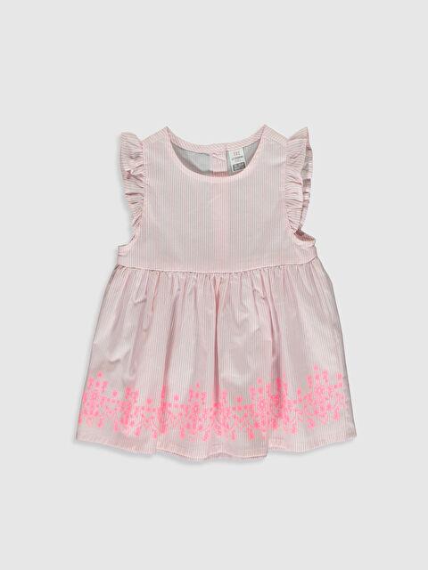 Kız Bebek Desenli Bluz - LC WAIKIKI