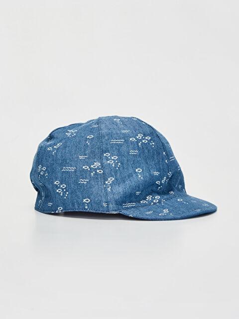 Erkek Bebek Desenli Şapka - LC WAIKIKI