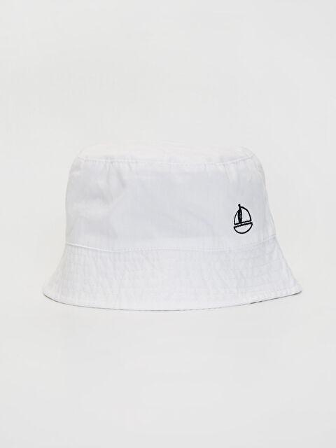 Erkek Bebek Kova Şapka - LC WAIKIKI