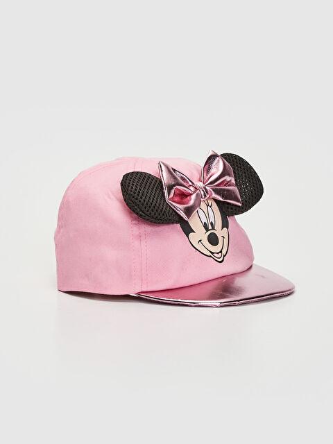 Kız Bebek Minnie Mouse Basılı Şapka - LC WAIKIKI