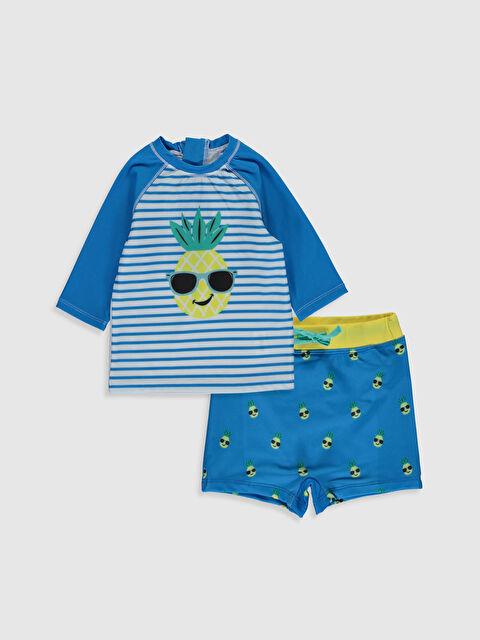 Erkek Bebek Baskılı Yüzme Takım - LC WAIKIKI